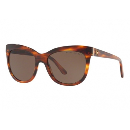 Óculos Solar Ralph Lauren Rl8158 500773 54 Marrom Havana