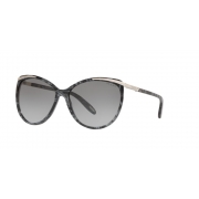 Óculos Solar Ralph Ra5150 573611 59 Preto Marmore Lente Cinza Degrade