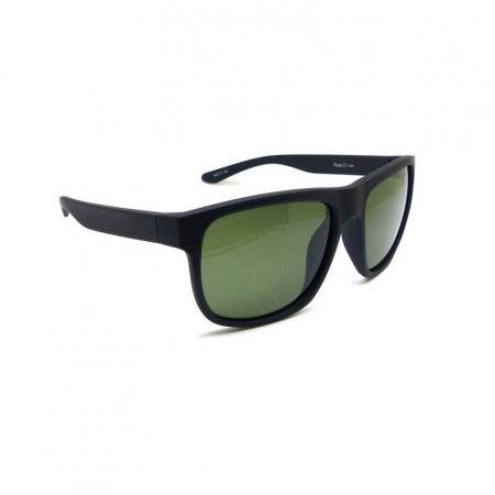 Óculos Solar Speedo Floating Float 2 A01 Preto Fosco  Lente Polarizada Verde