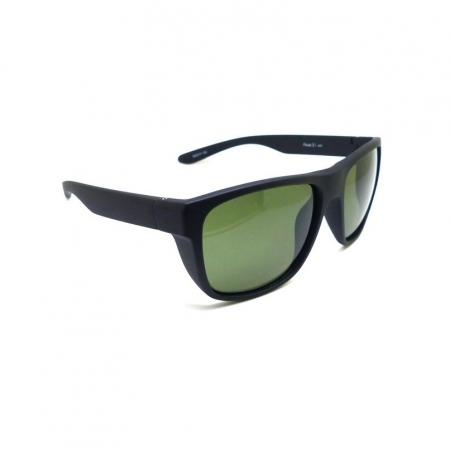 Óculos Solar Speedo Floating Float 3 A01 Preto Fosco  Lente Polarizada Verde