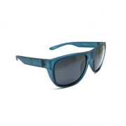 Óculos Solar Speedo Floating Float 3 D01 Azul Translúcido  Lente Polarizada Cinza