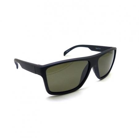 Óculos Solar Speedo Floating Flux 2 A01 Preto Fosco  Lente Polarizada Verde