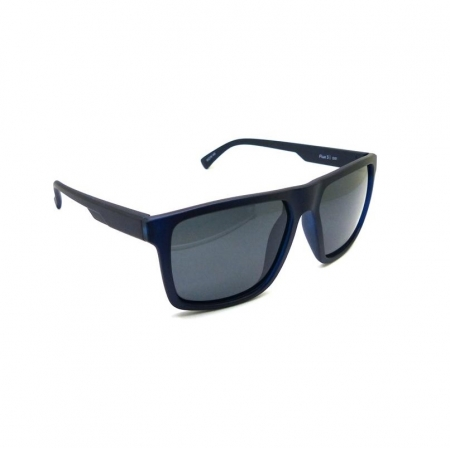 Óculos Solar Speedo Floating Flux 3 D01 Azul Translúcido  Lente Polarizada Cinza