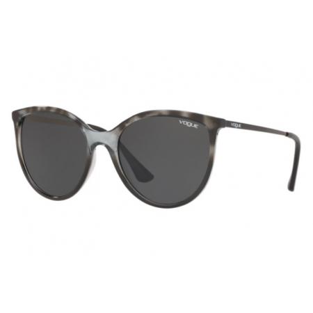 Óculos Solar Vogue Vo5221sl 270987 55 Cinza Havana Lente Cinza