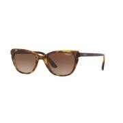 Óculos Solar Vogue Vo5293sl W65613 53 Marrom Havana Lente Marrom Degradê