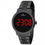 Relógio Champion Ch40115d Feminino Digital Preto