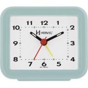 Relógio Despertador Herweg 2612 012 Azul Fluorescente