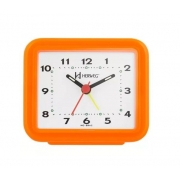 Relógio Despertador Herweg 2612 270 Laranja Fluorescente