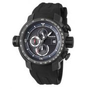 Relógio Magnum MA33773P Calendario Cronografo Pulseira Silicone
