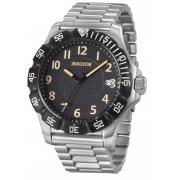 Relógio Magnum MA34110T Calendario Metal