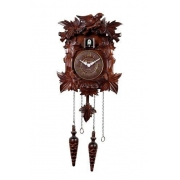 Relógio Parede Cuco Musical Quartz Herweg 5300