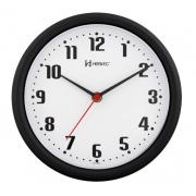 Relógio Parede Herweg 6102 034 Preto 22cm Quartz