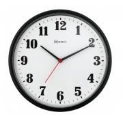 Relógio Parede Herweg 6126 034 Analogico 26cm Preto