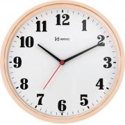 Relógio Parede Herweg 6126 324 Redondo 26cm Bege