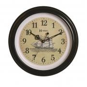 Relógio Parede Herweg 6484-034 31cm Preto