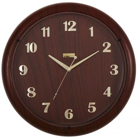Relógio Parede Herweg 660094 325 Jacaranda Redondo 39cm