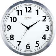 Relógio Parede Herweg 6710 079 Aluminio Redondo 24,5cm