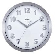 Relógio Parede Herweg 6725 079 Aluminio 30cm