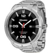 Relógio X Games Xmss1032 P2sx Metal Caixa 50mm