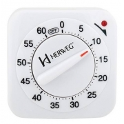 Timer Eletrônico Herweg 3200 021 Contagem Regressiva Alarme