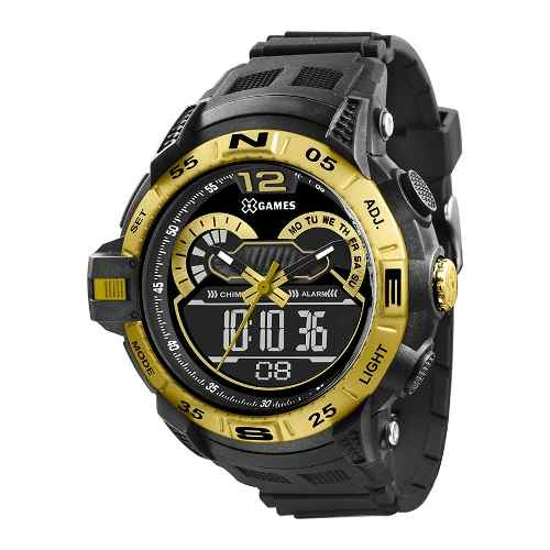 Relógio X Games Xmppa 145 - 51mm - Garantia 1 Ano