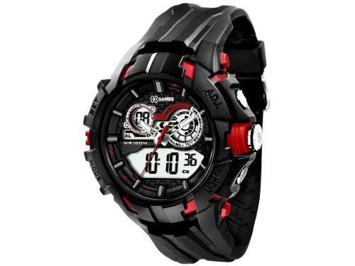 Relógio X Games Xmppa 130 - 51mm - Garantia 1 Ano