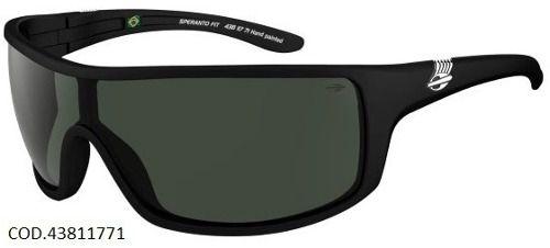 Oculos Solar Mormaii Speranto Fit 43811771 Preto Fosco