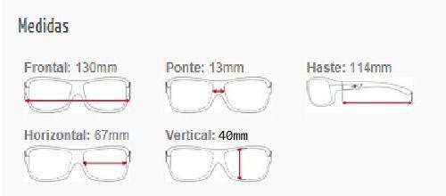 Oculos Solar Mormaii Alkes Xperio Polarizado - Cod. 29984503