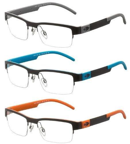 Armação Para Oculos De Grau Mormaii Mo1676 Fibra De Carbono - Loja ... 85af25e718