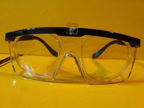 7f1f399585f37 Oculos Segurança Proteção Com Clip Para Lentes De Grau - Loja Solare ...
