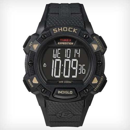 1919a5534e7 Relogio Timex Expedition Shock T49896 - Revenda Autorizada - Loja ...