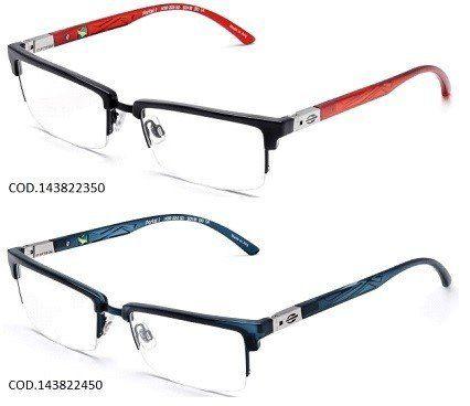 Armação Para Oculos De Grau Mormaii Portal 1 - Garantia