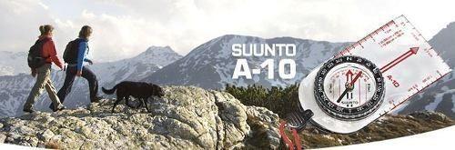 Bússola Suunto A-10 Compacta Limbo Móvel Garantia De 5 Anos