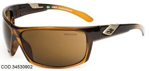 Oculos Solar Mormaii Joaca 34530902 Marrom Translucido