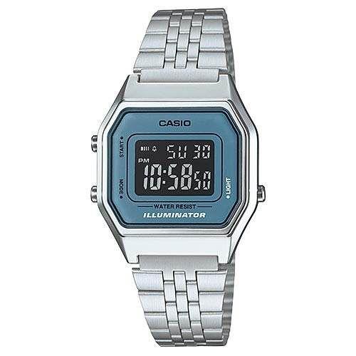 029836a7e94 Relógio Casio La680wa-2bdf - Garantia Oficial Brasil 1 Ano - Loja ...