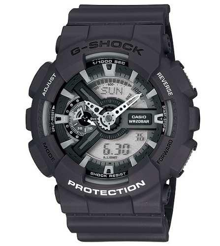 Relógio Casio G-shock Ga-110c-1adr - Garantia Oficial Brasil