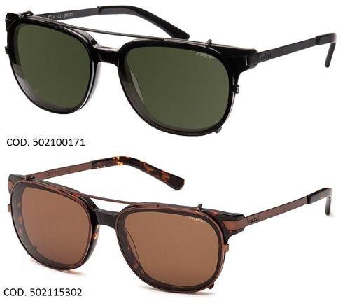 Oculos Solar Colcci 5021 Clip-on Para Grau - Garantia