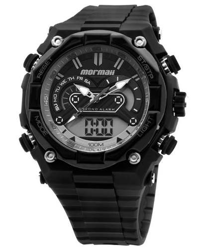 Relógio Mormaii Yp1570/8c - Garantia 1 Ano