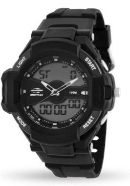 Relógio Mormaii Mo0b030a/8b - Garantia 1 Ano