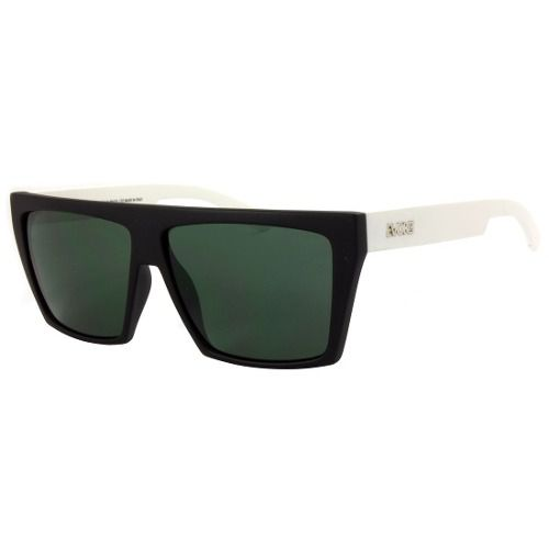 Oculos Evoke Evk 15 NA02 Black Temple White G15 Green Total