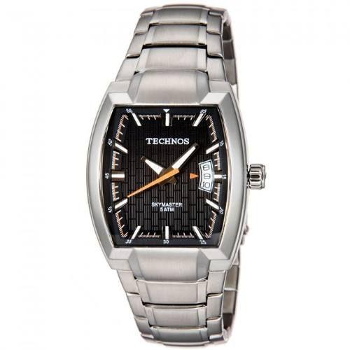 a9260b0943b Relógio Technos Skymaster 2115cg 1p - Garantia De 1 Ano - Loja ...