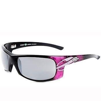 Oculos Solar Mormaii Acqua Cod.28709909 - Garantia Mormaii Preto/Rosa   L-Cinza