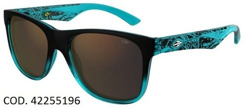 Oculos Solar Mormaii Lances - Cod. 42255196 - Garantia
