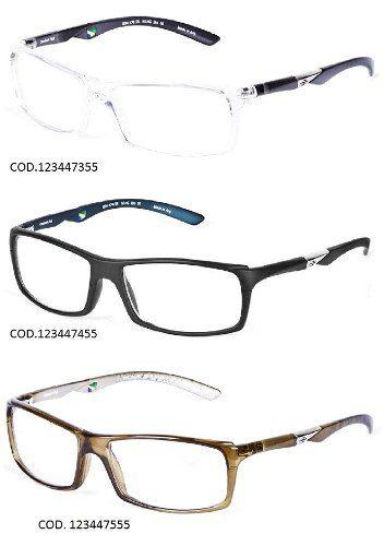 1258ac882b59a ... Armação Para Oculos De Grau Mormaii Camburi Full - Garantia - Loja  Solare ...