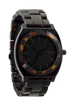 Relógio Nixon Time Teller Acetate A327 1061 Garantia 2 Anos