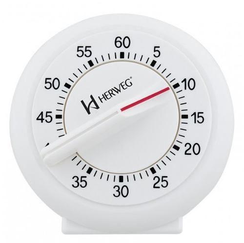 Timer Herweg 3203 021 Contagem Regressiva Alarme Sonoro 60 Min