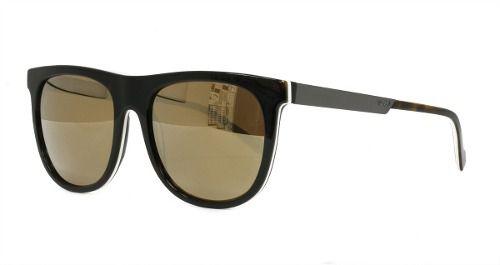 Oculos Solar Evoke Volt 1 G21s Turtle Gold Mirror