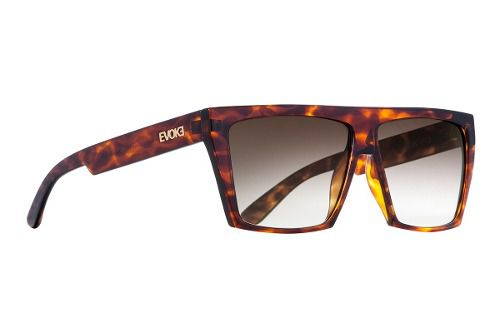 Oculos Evoke Evk 15 New Turtle Gold Brown Gradient
