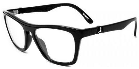 c09c87b52e22a Armação Oculos Grau Absurda Morumbi 254723653 Preto Brilho - Loja ...