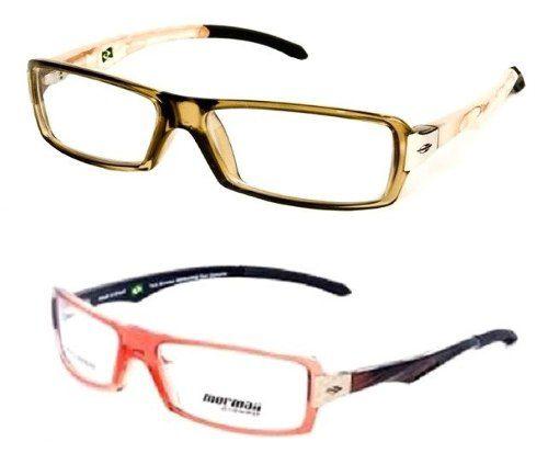 Armação Para Oculos De Grau Mormaii San Clemente - Garantia